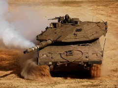 Merkava MK4. Фото с сайта armyrecognition.com