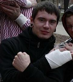 Дмитрий Редькин. Фото с сайта streetmob.org