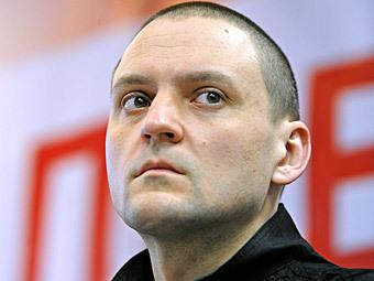 Сергей Удальцов. Фото ИТАР-ТАСС, Максим Новиков