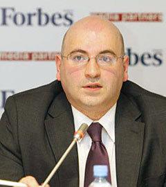 Реваз Сакеваришвили. Фото с официальной страницы грузинского Forbes на Facebook