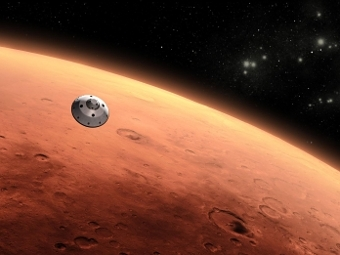 MSL прибыл на Марс для поиска воды и жизни