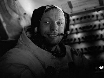 Нил Армстронг. Фото NASA