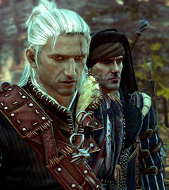 Скриншот The Witcher 2