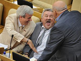 Депутаты Госдумы. Фото Коммерсантъ, Дмитрий Духанин