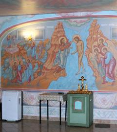 В домовом храме МИФИ