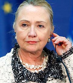 Хиллари Клинтон. Фото Reuters