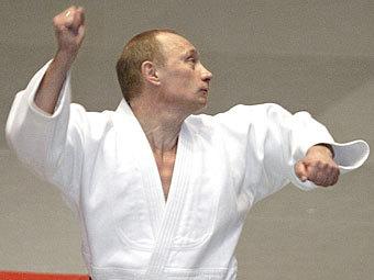 Владимир Путин. Фото Коммерсантъ, Дмитрий Азаров