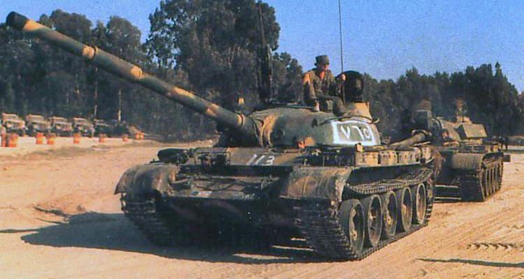Смотреть фотогалерею танков Т-62 в различных военных конфликтах