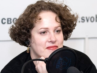 Арина Бородина. Фото <a href=http://www.svobodanews.ru/ target=_blank>Радио Свобода</a>.