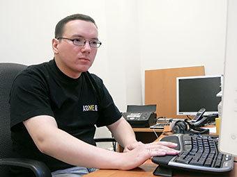 Марат Мухаметов. Фото из личного архива.