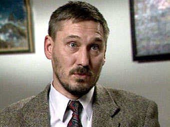 Аркадий Мурашев. Архивный кадр телеканала НТВ