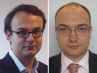 Ринат Кирдань и Юрий Нефедов. Фото предоставлено пресс-службой компании