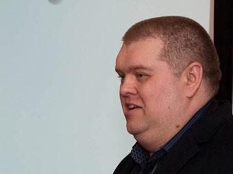 Алексей Бадаев. Фото пресс-службы Microsoft в России.