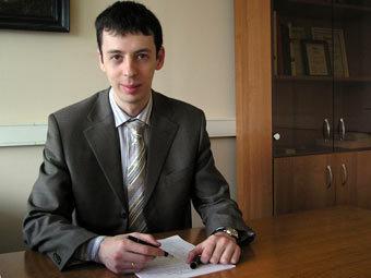Алексей Басов. Фото пресс-службы компании