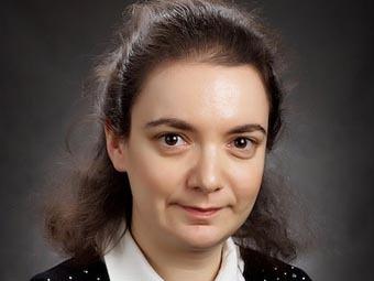 Ольга Беленькая. Фото из личного архива.