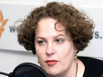 Арина Бородина. Фото <a href=http://www.svobodanews.ru/ target=_blank>Радио Свобода</a>