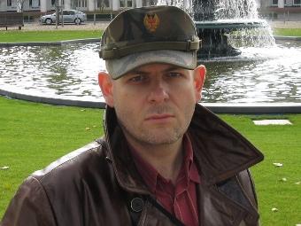 Олесь Бузина. Фото из личного архива.
