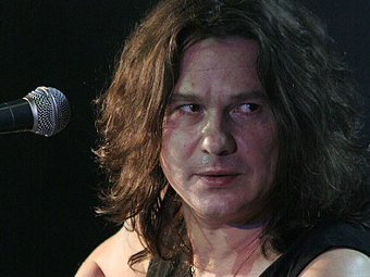 Сергей Чиграков. Фото с официального сайта группы