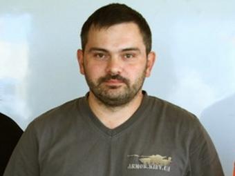 Василий Чобиток. Фото с сайта worldoftanks.ru
