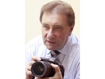 Александр Чумичев. Фото из личного архива
