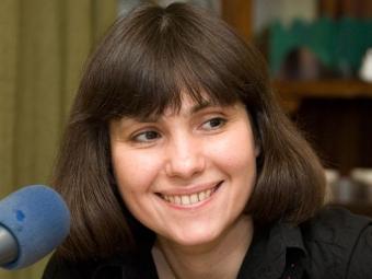 Марина Давыдова. Фото <a href=http://www.svobodanews.ru/ target=_blank>Радио Свобода</a>