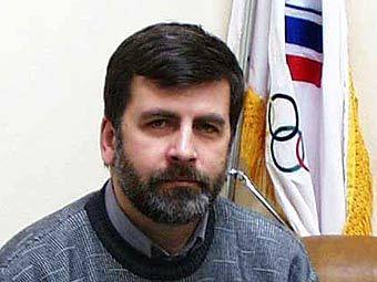 Николай Дурманов. Фото пресс-службы Олимпийского комитета России