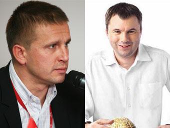 Григорий Бубнов (слева), Евгений Плужник. Фотографии МТИ