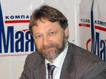 Дмитрий Орешкин. Фото с сайта radiomayak.ru