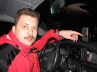 Михаил Фадеев. Фото из личного архива.