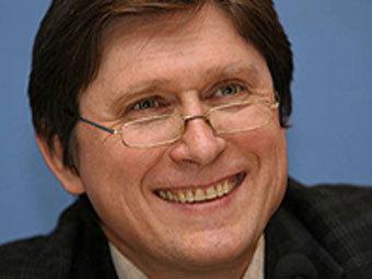 Владимир Фесенко. Фото из личного архива.