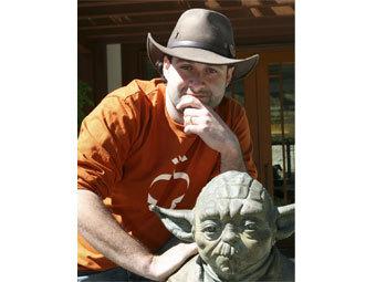 Дейв Филони. Фото предоставлено PR-службой Lucasfilm.