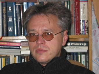 Валерий Гарбузов. Фото из личного архива.
