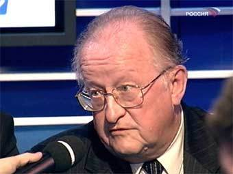 Виктор Геращенко, кадр телеканала