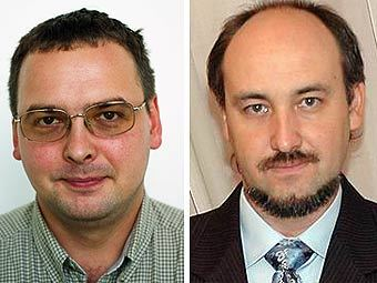 Андрей Миронов и Сергей Лебедев