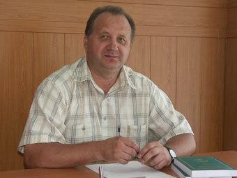 Виктор Кондрашин. Фото из личного архива.