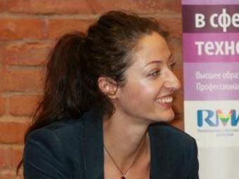 Анна Березовская. Фото предоставлено пресс-службой