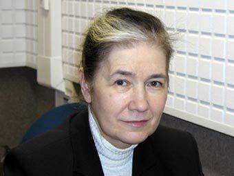 Галина Хованская. Фото с сайта yabloko.ru