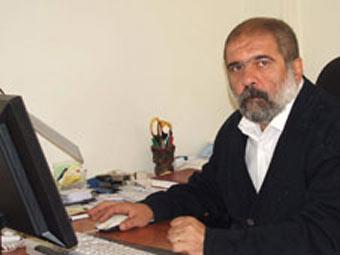 Александр Искандарян. Фото с сайта Института Кавказа.