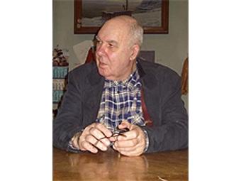 Андрей Капица. Фото с сайта geogr.msu.ru.