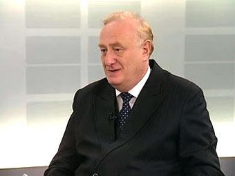 Зураб Кекелидзе. Кадр телеканала