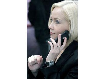 Наталья Кларк. Фото предоставлено пресс-службой телеканала
