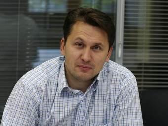 Сергей Комаров. Фото пресс-службы