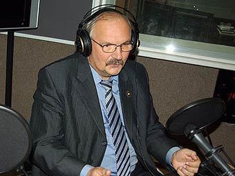 Сергей Комков. Фото с сайта radiorus.ru