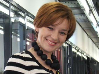 Ольга Коновалова. Фото предоставлено пресс-службой BBDO