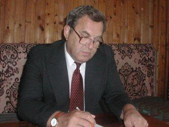 Георгий Косиков. Фото из личного архива