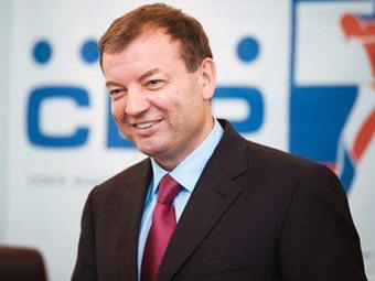 Сергей Кущенко. Фото с сайта Союза биатлонистов России