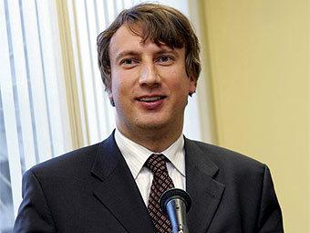 Оскар Кастенс, фото с сайта Министерства по делам интеграции Латвии