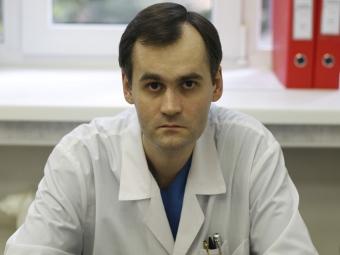 Александр Лисица. Фото Ленты.Ру