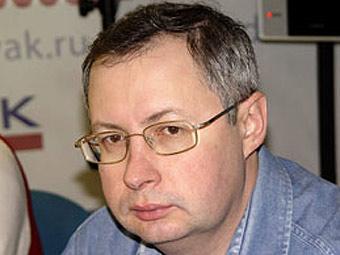 Константин Макиенко. Фото Кирилла Курганова, <a href=http://www.radiomayak.ru/>Радио Маяк</a>.
