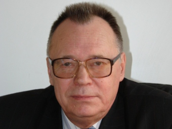 Вячеслав Максимов. Фото из личного архива.